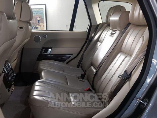 Land Rover Range Rover TDV6 3.0 Vogue Gris Métallisé Occasion - 23