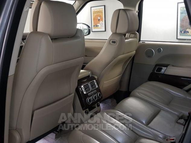 Land Rover Range Rover TDV6 3.0 Vogue Gris Métallisé Occasion - 26