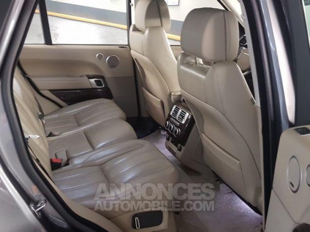 Land Rover Range Rover TDV6 3.0 Vogue Gris Métallisé Occasion - 27