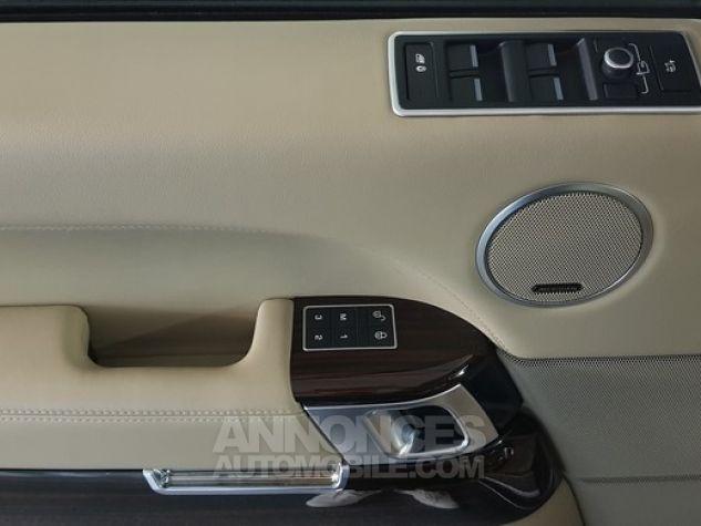 Land Rover Range Rover TDV6 3.0 Vogue Gris Métallisé Occasion - 33