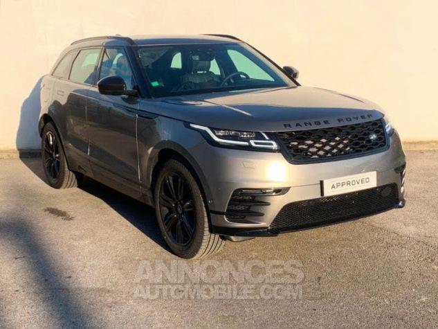 Land Rover Range Rover Velar 2.0D 240 R-Dynamic SE AWD BVA Argenté (SILICON SILVER) Occasion - 0