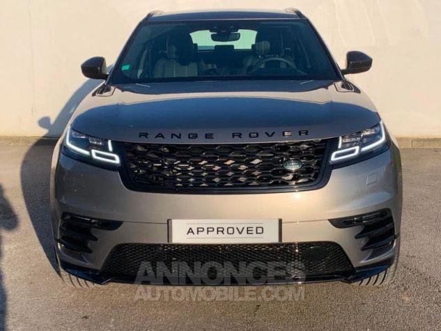 Land Rover Range Rover Velar 2.0D 240 R-Dynamic SE AWD BVA Argenté (SILICON SILVER) Occasion - 1