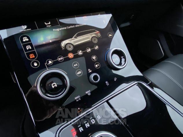Land Rover Range Rover Velar 3.0 D300 Ch SE R-Dynamic Gris Corris Occasion - 11