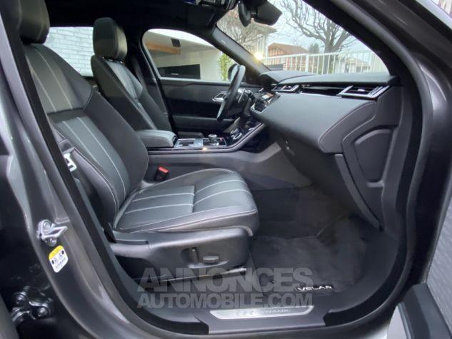 Land Rover Range Rover Velar 3.0 D300 Ch SE R-Dynamic Gris Corris Occasion - 19