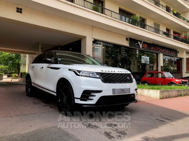Land Rover Range Rover VELAR P380 4WD HSE R-DYNAMIC BLANC Occasion - 1