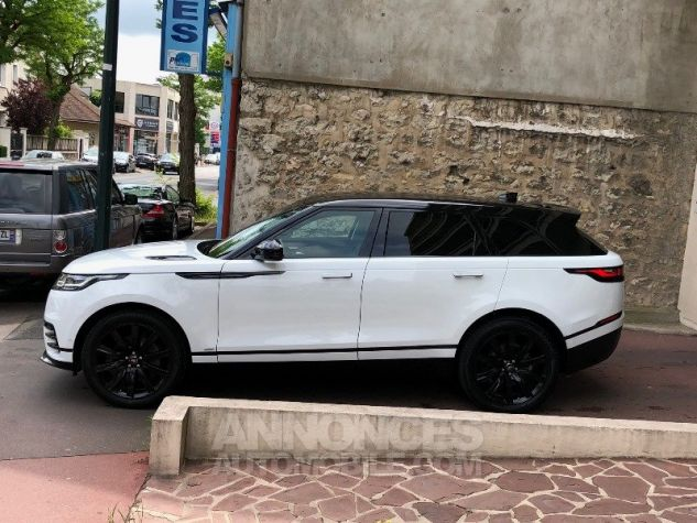 Land Rover Range Rover VELAR P380 4WD HSE R-DYNAMIC BLANC Occasion - 3