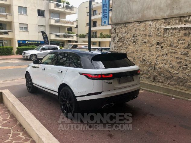 Land Rover Range Rover VELAR P380 4WD HSE R-DYNAMIC BLANC Occasion - 5