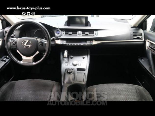 Lexus CT 200h Business GRIS MERCURE Occasion - 2