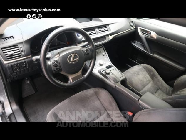 Lexus CT 200h Business GRIS MERCURE Occasion - 6
