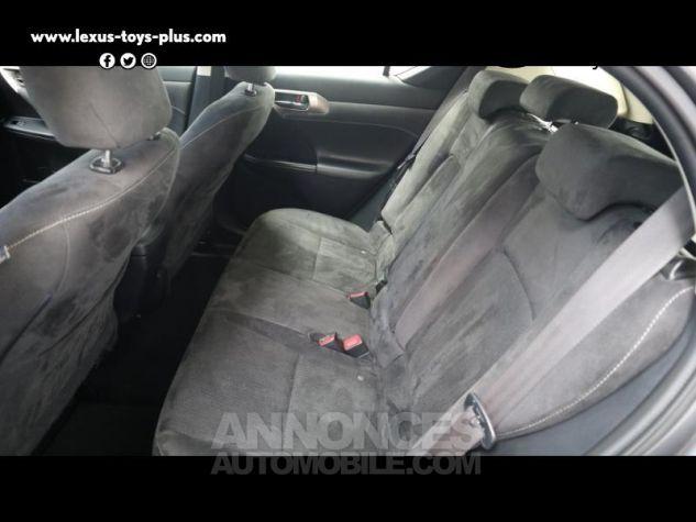 Lexus CT 200h Business GRIS MERCURE Occasion - 7