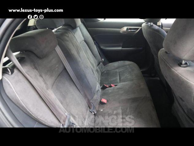 Lexus CT 200h Business GRIS MERCURE Occasion - 9