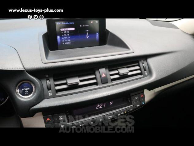 Lexus CT 200h Business GRIS MERCURE Occasion - 11