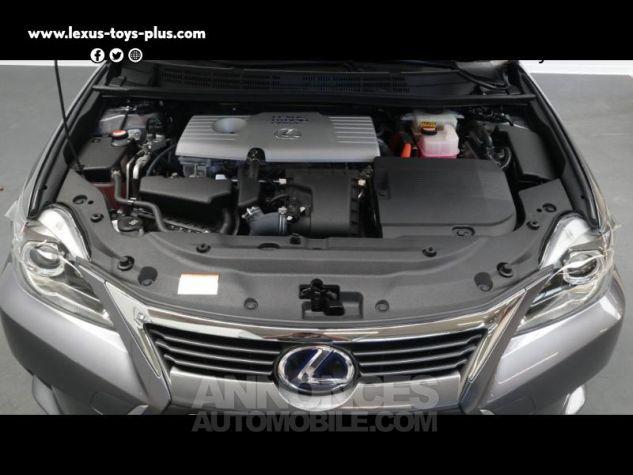 Lexus CT 200h Business GRIS MERCURE Occasion - 14
