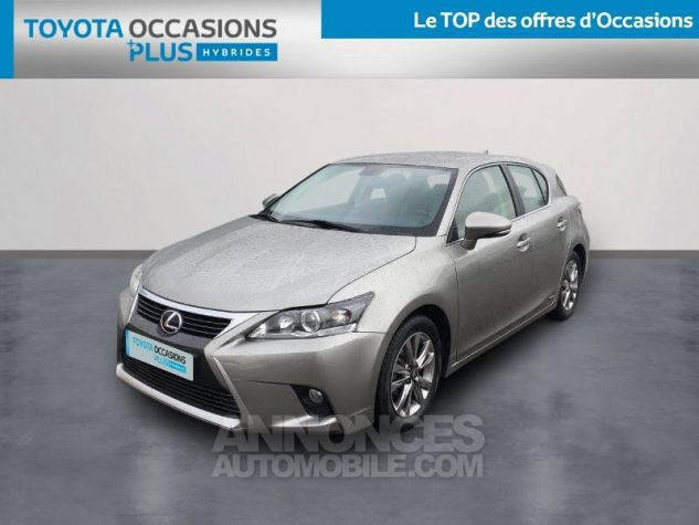 Lexus CT 200h Design Gris Occasion - 0