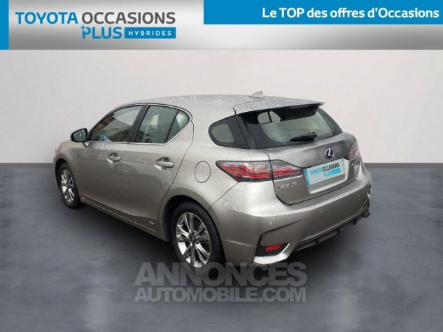 Lexus CT 200h Design Gris Occasion - 1