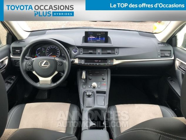 Lexus CT 200h Design Gris Occasion - 4