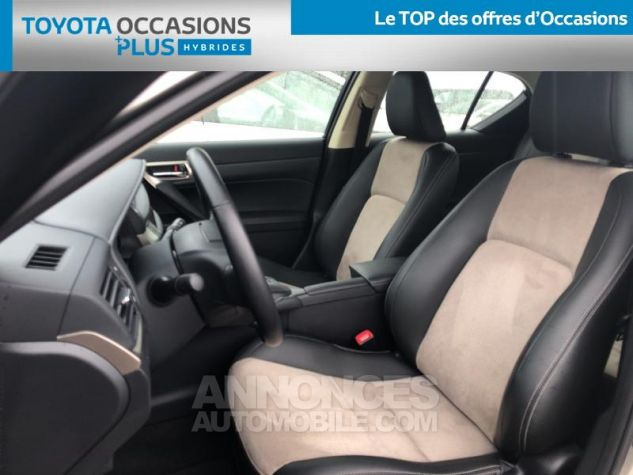 Lexus CT 200h Design Gris Occasion - 12