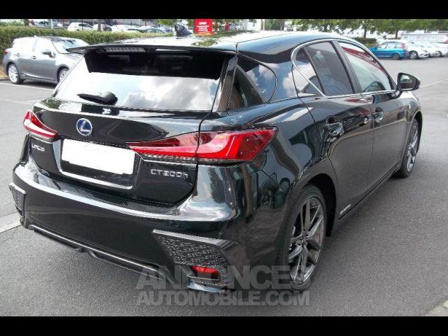 Lexus CT 200h F SPORT Euro6d-T NOIR GRAPHITE Occasion - 1