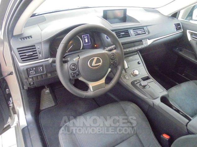 Lexus CT 200h Pack GRIS TITANE Occasion - 3