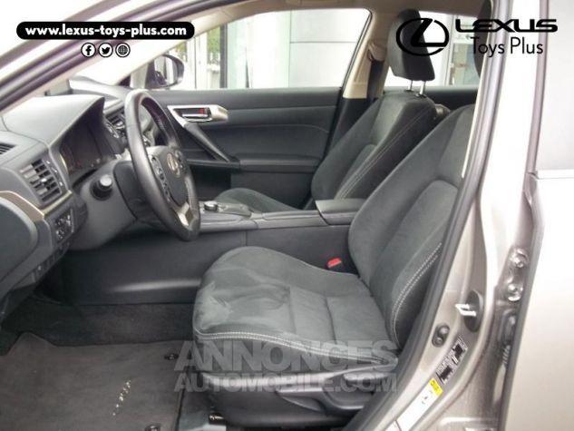 Lexus CT 200h Pack Business Euro6d-T Gris Titane Occasion - 4