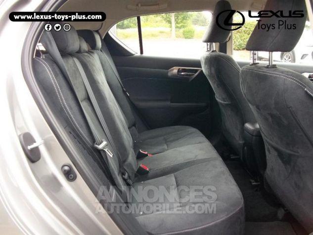 Lexus CT 200h Pack Business Euro6d-T Gris Titane Occasion - 6