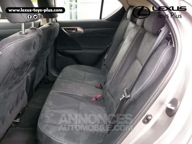 Lexus CT 200h Pack Business Euro6d-T Gris Titane Occasion - 7
