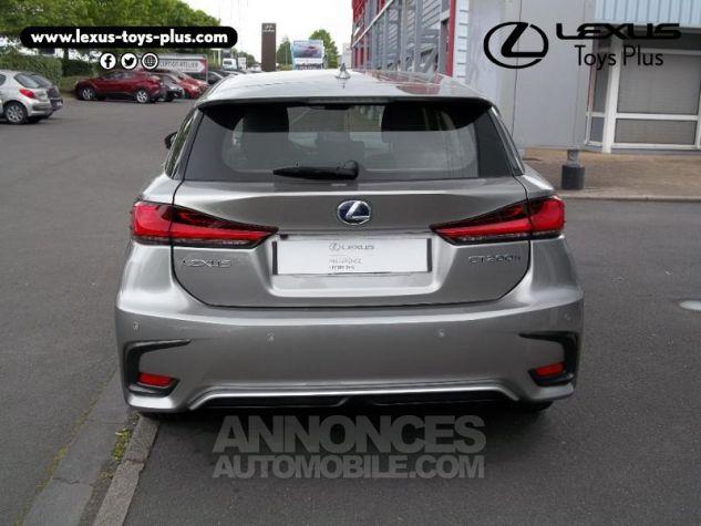 Lexus CT 200h Pack Business Euro6d-T Gris Titane Occasion - 10