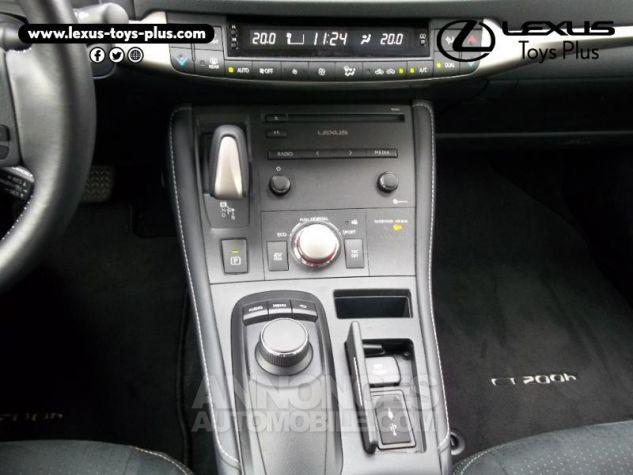 Lexus CT 200h Pack Business Euro6d-T Gris Titane Occasion - 14
