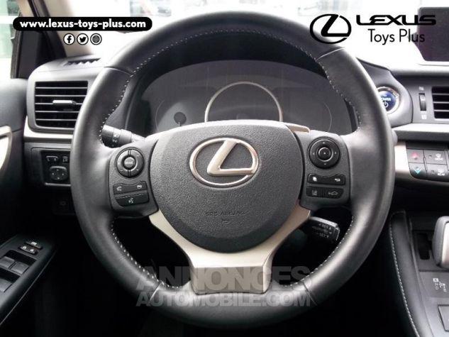 Lexus CT 200h Pack Business Euro6d-T Gris Titane Occasion - 15