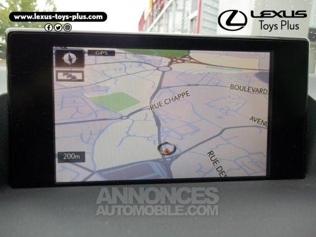 Lexus CT 200h Pack Business Euro6d-T Gris Titane Occasion - 16