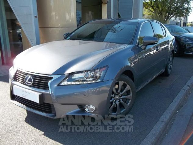 Lexus GS 300h Business GRIS MOYEN Occasion - 0