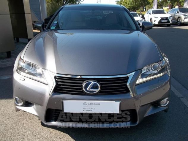 Lexus GS 300h Business GRIS MOYEN Occasion - 1