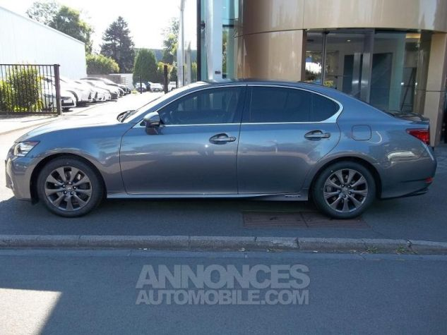 Lexus GS 300h Business GRIS MOYEN Occasion - 2