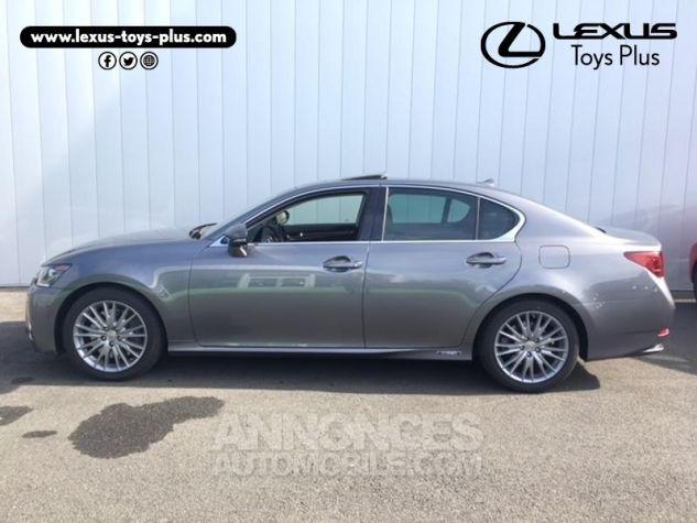 Lexus GS 450h Executive GRIS MERCURE Occasion - 4