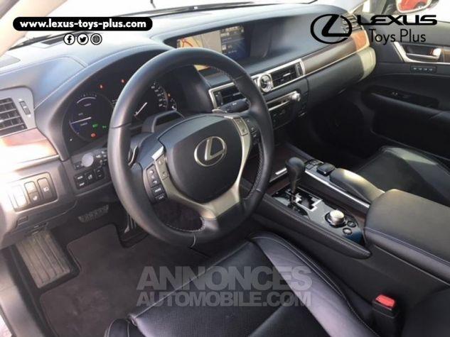 Lexus GS 450h Executive GRIS MERCURE Occasion - 13
