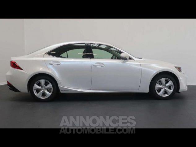 Lexus IS 300h Business Euro6d-T BLANC ARCTIQUE Occasion - 3