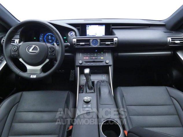 Lexus IS 300h F SPORT Gris Foncé Occasion - 2