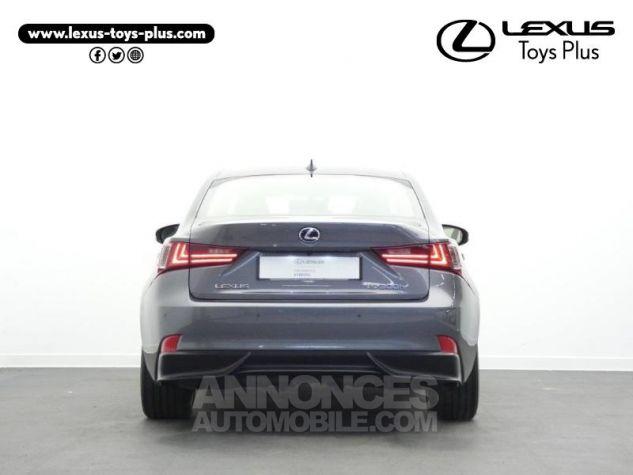 Lexus IS 300h F SPORT Gris Foncé Occasion - 5