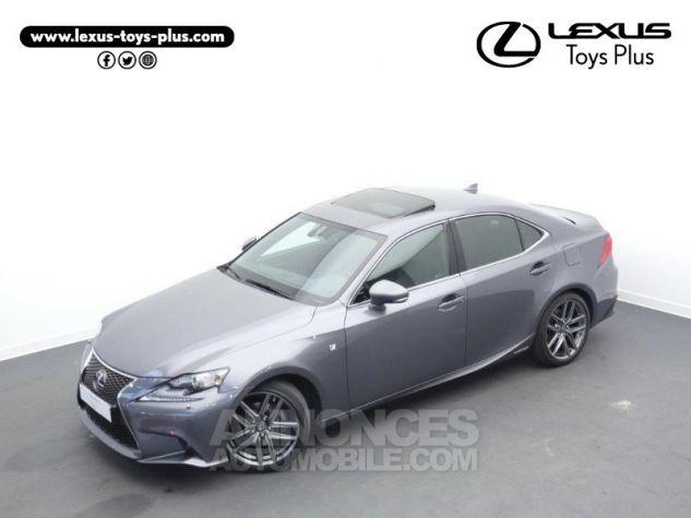 Lexus IS 300h F SPORT Gris Foncé Occasion - 6