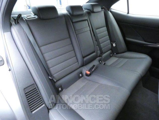 Lexus IS 300h F SPORT Gris Foncé Occasion - 8