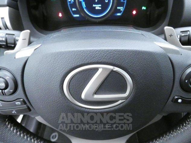 Lexus IS 300h F SPORT Gris Foncé Occasion - 11