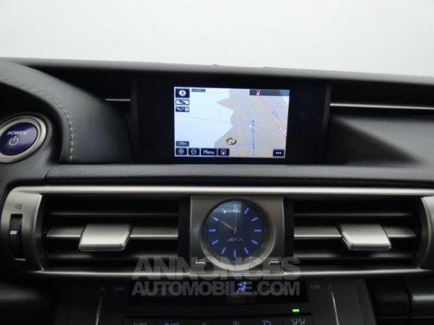 Lexus IS 300h F SPORT Gris Foncé Occasion - 13