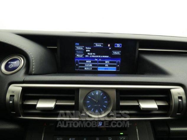 Lexus IS 300h F SPORT Gris Foncé Occasion - 14