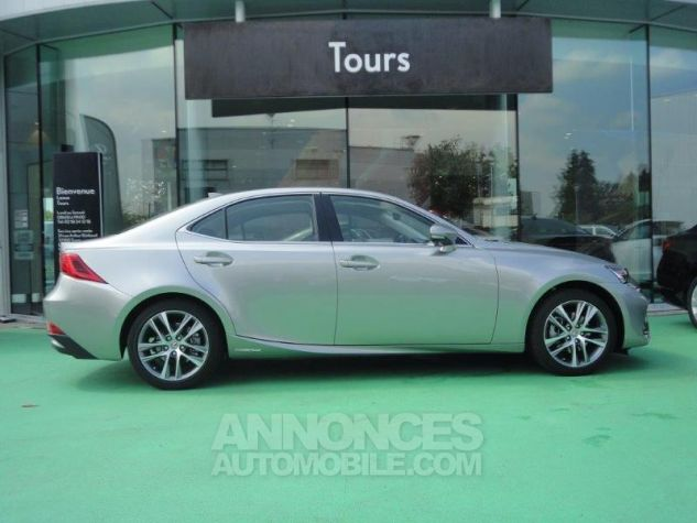 Lexus IS 300h Luxe GRIS TITANE Occasion - 1