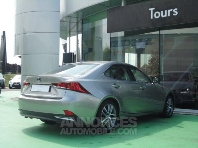 Lexus IS 300h Luxe GRIS TITANE Occasion - 2