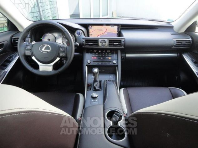 Lexus IS 300h Luxe GRIS TITANE Occasion - 5
