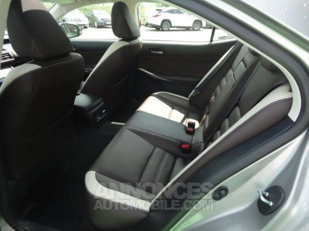 Lexus IS 300h Luxe GRIS TITANE Occasion - 14