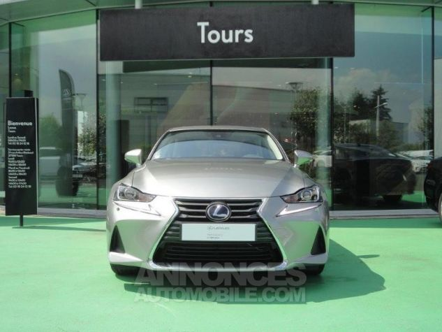 Lexus IS 300h Luxe GRIS TITANE Occasion - 18