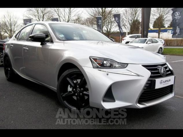 Lexus IS 300h Sport Edition GRIS PLATINE Occasion - 5
