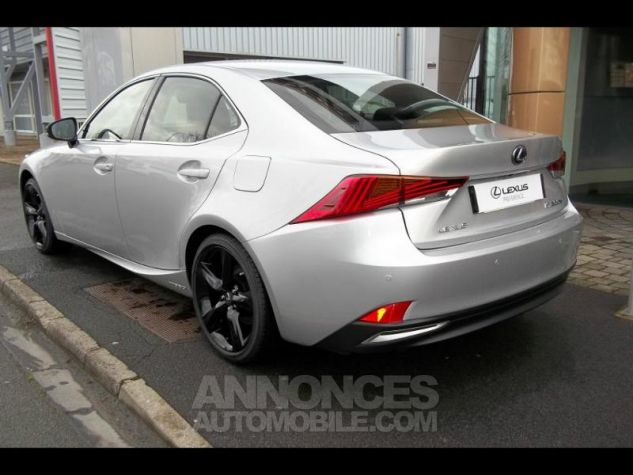 Lexus IS 300h Sport Edition GRIS PLATINE Occasion - 7